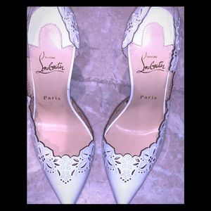 """NWB CHRISTIAN LOUBOUTIN""""BELOVED""""D""""ORSAY 120m"""